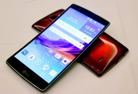 LG G Flex 2 upgrades the curved phone